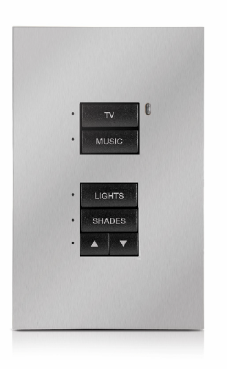 Keypads for control